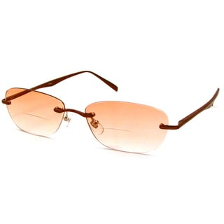 Calabria Readers Copper W/Brown Lenses Reading Glasses