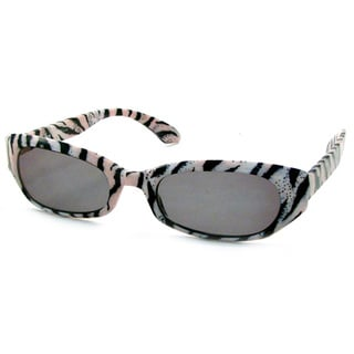 Calabria Readers White Snakes Reading Glasses