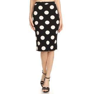 Women's Polka Dot Skirt