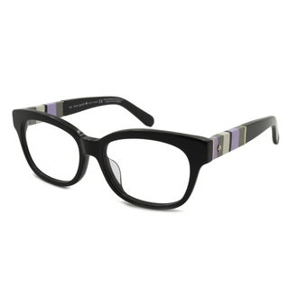 Kate Spade Readers Square Black Reading Glasses