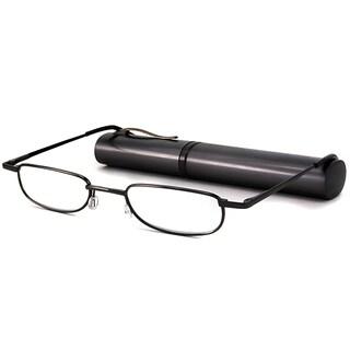 Able Vision Gunmetal Reading Glasses