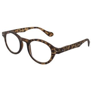 Computereyed Round Tortoise Reading Glasses