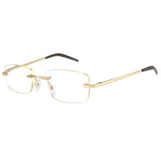 Computereyed Gold Reading Glasses
