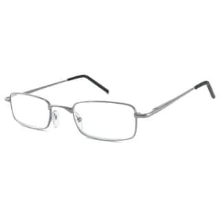 Gabriel + Simone Square Silver Reading Glasses