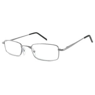 Gabriel + Simone Square Silver Reading Glasses