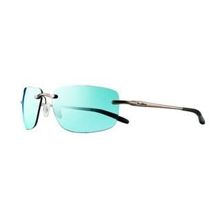 Revo RE 1029 00 BL Outlander Gunmetal Frames/Blue Water Serilium Lens Sunglasses