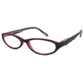 Urbanspecs Readers Round Pink Reading Glasses