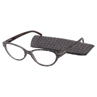 Urbanspecs Readers Cateye Grey Reading Glasses