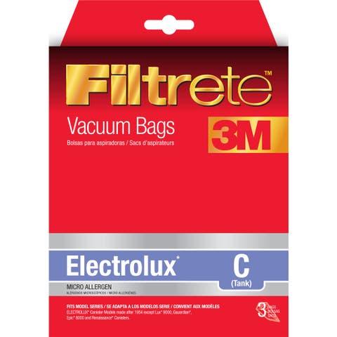 3M 67706-6 Electrolux Size C Filtrete Vacuum Bags 3-count