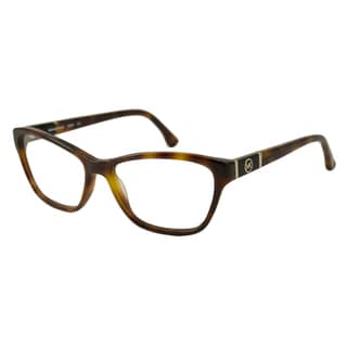 Michael Kors Readers Square Havana Reading Glasses