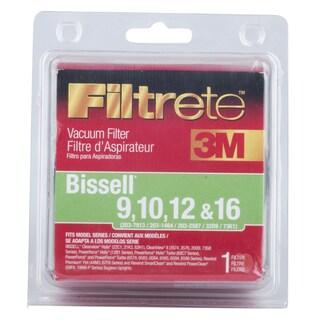3M 66809B-2 Bissell Filtrete Vacuum Filter