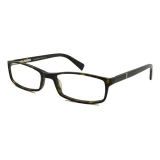 Michael Kors Readers Square Tortoise With Black Temples Reading Glasses