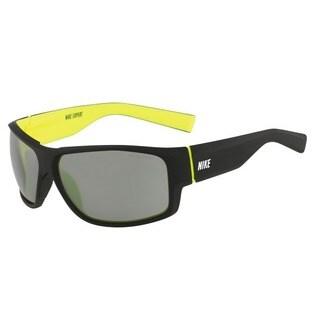 Nike EV0700-071 Sport Grey With Silver Flash Sunglasses