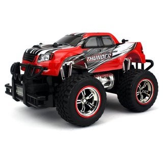 Velocity Toys Mini V-Thunder Storm Off Road Series 1:18 Scale Ready-to-run Remote Control Truck