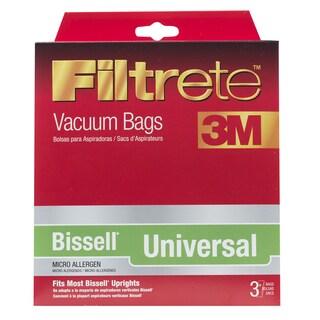 3M 66707A-6 Bissel Filtrete Vacuum Bags 3-count