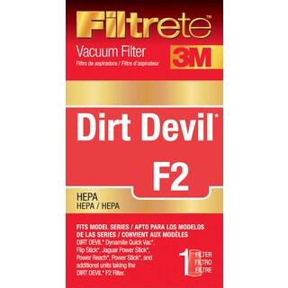 3M 65802A-4 Dirt Devil F2 HEPA Vacuum Filter