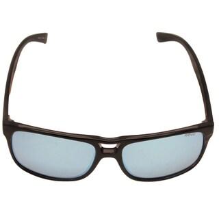 Revo Adult Black Plastic Shatterproof Sunglasses