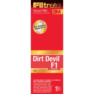 3M 65801C-2 Dirt Devil F1 Hepa Vacuum Filter