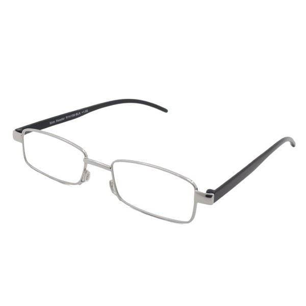 Able Vision Square Black Reading Glasses