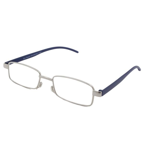 86e47f12835b Shop Able Vision Square Navy Reading Glasses - Free Shipping On Orders Over   45 - Overstock.com - 12484715