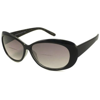 Urbanspecs Readers Cateye Leopard With Black Temples Reading Glasses