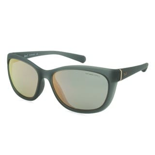 Nike EV0760-007 Sport Grey With Rose Gold Flash Sunglasses