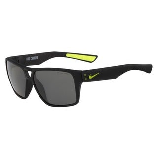 Nike EV0762-001 Square Grey Sunglasses
