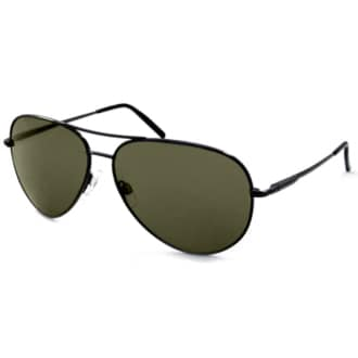 6cffdab7e0 Shop Serengeti 7190 Aviator 555nm Polarized Sunglasses - Grey - Free  Shipping Today - Overstock - 12484810