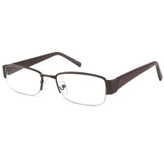 Able Vision Square Bronze Reading Glasses