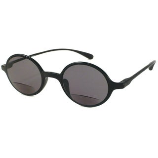 Calabria Readers Round Black Reading Glasses