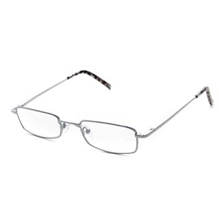 Calabria Readers Silver Reading Glasses
