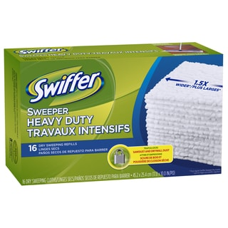 Swiffer 33903 Swiffer Sweeper Professional Cloths 16-count