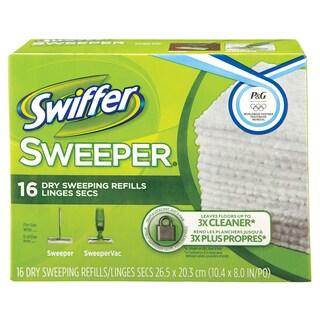 Swiffer 31821 Swiffer Dry Refills 16-count