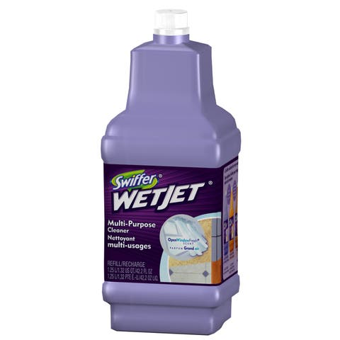 Swiffer 23679 1.25 Liter Swiffer WetJet Multi Purpose Cleaner