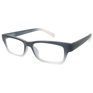 Able Vision Square Blue Fade Reading Glasses