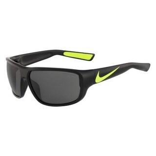 Nike EV0781-071 Oversized Grey Sunglasses