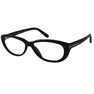 Tom Ford Readers Square Black Reading Glasses