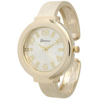 Olivia Pratt Women's Chic Petite Bangle Watch