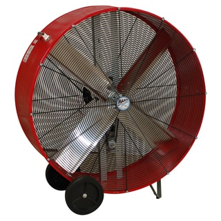 "Ventamatic BF36BDRED 36"" Red Fan Drum Belt Drive"