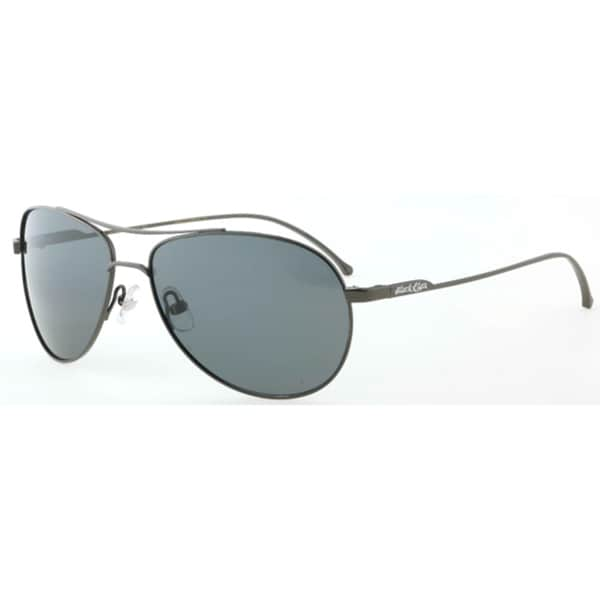 c81377ced1 Shop Black Flys FIGHTERFLY SGUNPOL Aviator Polarized Grey Sunglasses - Free  Shipping Today - Overstock - 12485189