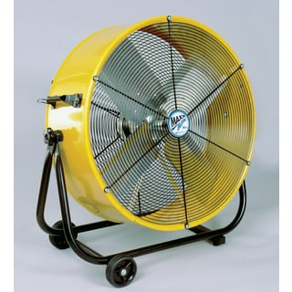 "Ventamatic BF24TFYEL 24"" Tilt Fan Barrel"