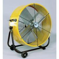 "Ventamatic BF24TFYEL 24"" Tilt Fan Barrel"