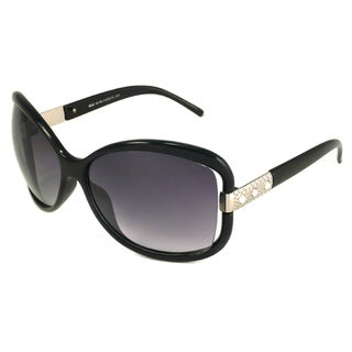 UrbanSpecs FL5532-blk Grey Gradient Sunglasses