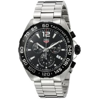 Tag Heuer Men's CAZ1010.BA0842 'Formula One' Chronograph Stainless Steel Watch