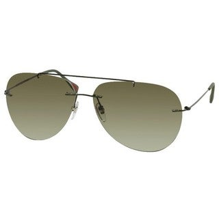 Prada Sport PS50PS-ROV4M1 Aviator Green Gradient Sunglasses