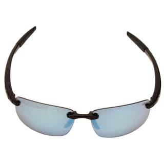 Revo RE 4059 01 BL Descend N Black Frame with Blue Water Serilium Lenses Sunglasses