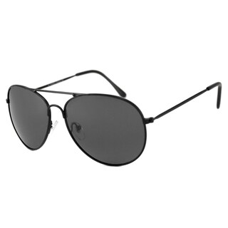 UrbanSpecs FW2002-BLK Aviator Grey Sunglasses