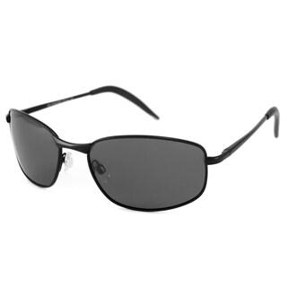 UrbanSpecs FW2032S-BLK Square Grey Sunglasses