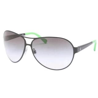 Ralph Lauren RL7042-90038E Aviator Green Gradient Sunglasses
