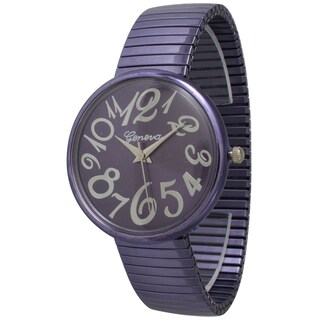 Olivia Pratt Women's Stainless Steel Everyday Watch